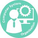 Computer System Organization. icon