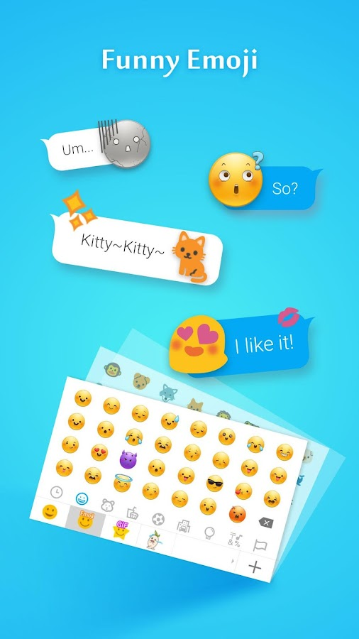 GO SMS PRO EMOJI PLUGIN- screenshot