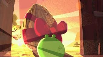 Angry Birds Toons - Trojan Egg