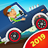 Free car game for kids and toddlers - Fun racing