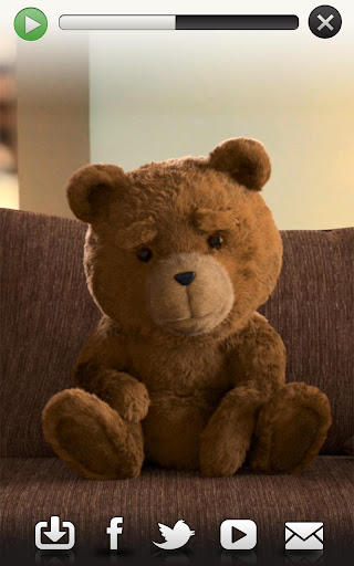 Talking Ted LITE screenshot 4