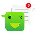 One Sms - Unread sms, mms widget Icon