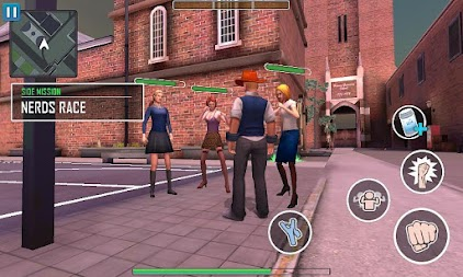 High School Gang APK screenshot thumbnail 5