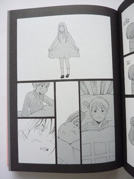 """Photo: Wandering Son (Hourou Musuko) Vol. 3 by Shimura Takako  http://www.fantagraphics.com/wanderingson3  224-page black & white/color 7"""" x 9.5"""" hardcover • $19.99 ISBN: 978-1-60699-533-4 - Page."""