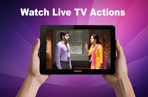 Tamil TV - Live TV, Sports gudie,Movies & Shows - náhled