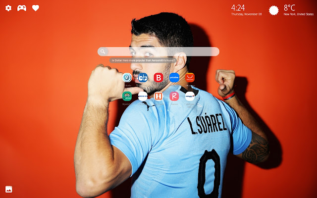 Luis Suarez Barcelona HD Wallpapers