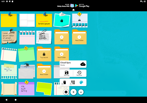 Sticky Notes + Widget screenshot 8