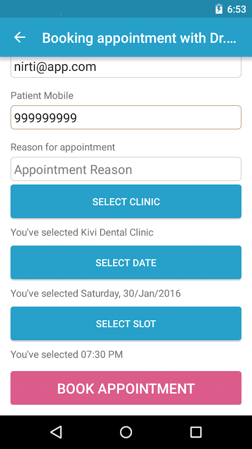 Kivi Health- screenshot