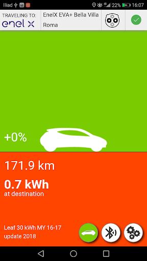 Leaf 24 kWh / 30 kWh - Power Cruise Control  screenshots 1