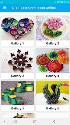 Complete DIY Paper Craft Ideas Collectionのおすすめ画像1