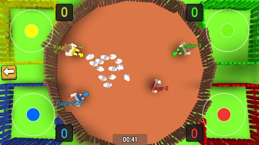 Télécharger Cubic 2 3 4 Jeux de Joueur APK MOD (Astuce) screenshots 1