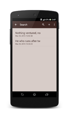 Memo Pad - Simple & Stylish - screenshot