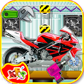 Sports Bike Factory Mechanic