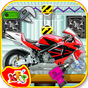 Sports Bike Factory Mechanic for PC and MAC