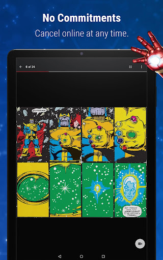 Marvel Unlimited 6.8.0 Screenshots 23