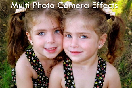 Multi Photo Camera Effect - náhled
