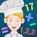 Kids Chef - Math game icon