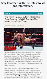 Wrestling News, Videos, & Social Media 3.8 Mod APK (Unlock All) 2
