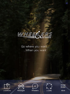 Wheelers Van Rentals- screenshot thumbnail