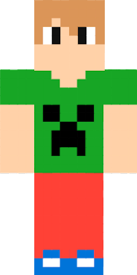 this skin has been made only for minecraft console but if you wanna use you totally can.