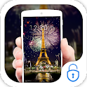 Tema Sonhe Torre Eiffel Paris icon