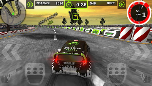 Rally Racer Dirt screenshot 2