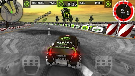 Rally Racer Dirt APK screenshot thumbnail 2