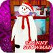 Scary Granny is Snowman - Horror Game Mod 2020