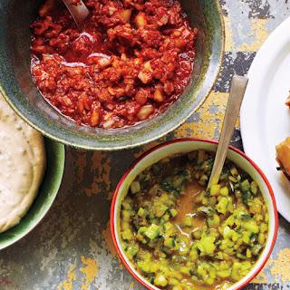 Kimchi Spread