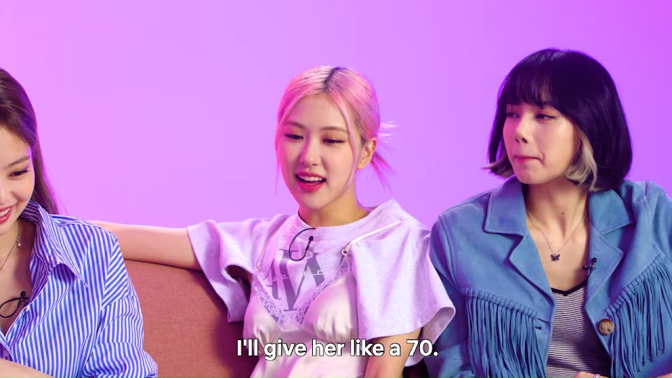 Who Is the Most Charming BLACKPINK Member_ _ Charm Battle _ Netflix 1-20 screenshot