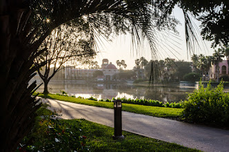 Photo: Lake Buena Vista