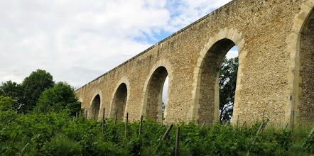 Photo: L'aqueduc de Marly