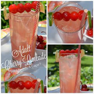 Adult Cherry Limeade.