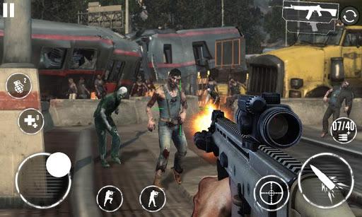 Zombie Hunter Assault Call Of War 2019 1.0 screenshots 1