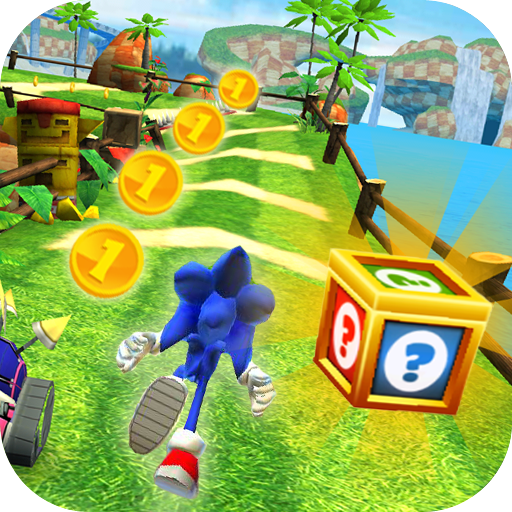 Sonic Halloween Ninja Go Boom