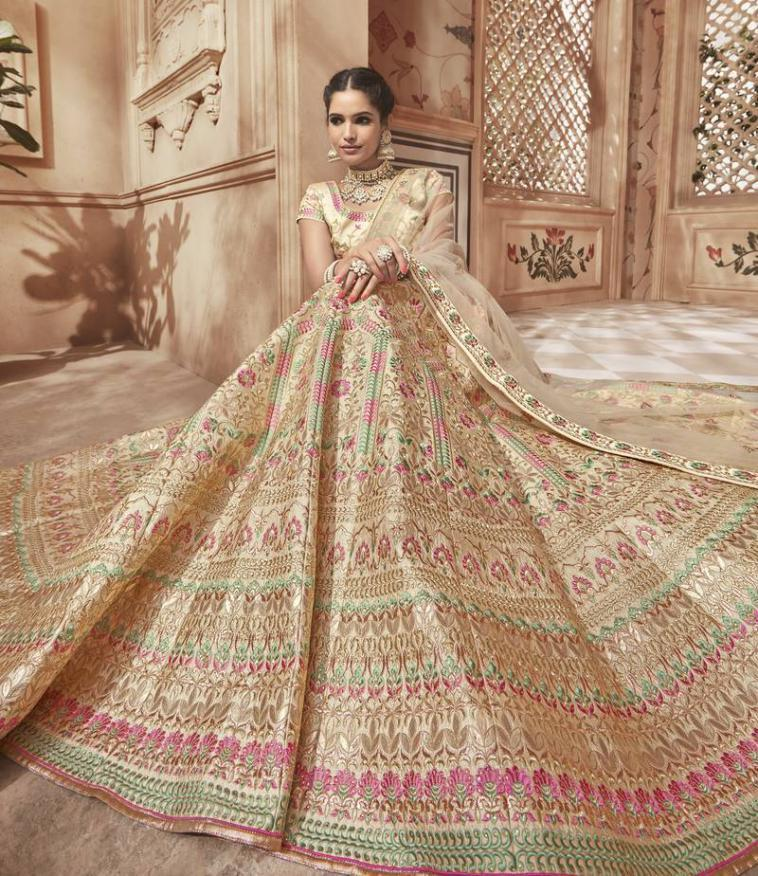 Bollywood bridal outfits