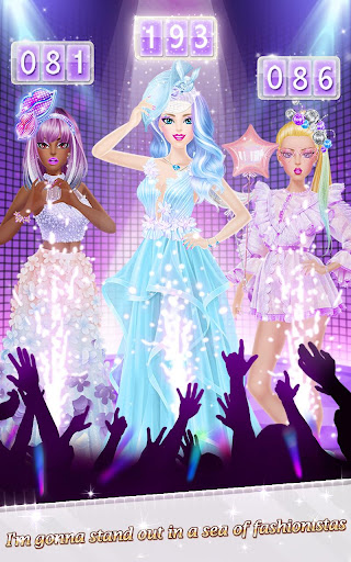 It Girl - Fashion Celebrity & Dress Up Game 1.2 screenshots 4