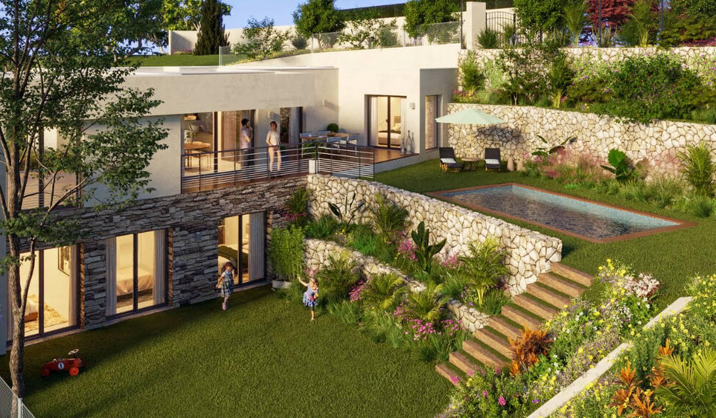 Maison avec piscine Carqueiranne