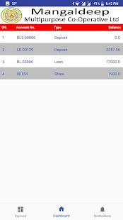 Mangaldeep Mobile Banking for PC-Windows 7,8,10 and Mac apk screenshot 3