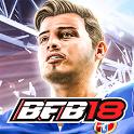 サッカーゲーム - BFB 2018 icon
