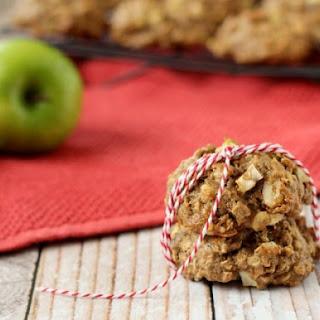 Apple Crisp Breakfast Cookies.