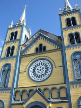 Photo: De Kathedraal van Paramaribo