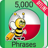 Learn Polish - 5000 Phrases