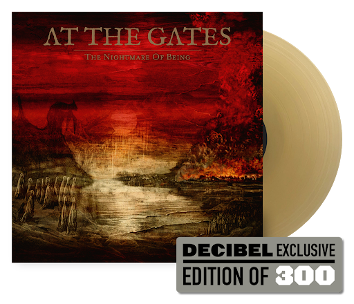 LOW STOCK ALERT On Exclusive At the Gates, Carcass, Napalm Death and Obscura Vinyl Variants!