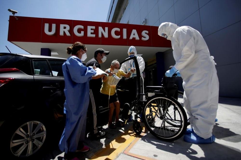 Up to six cases of Manaus variant of coronavirus detected in UK