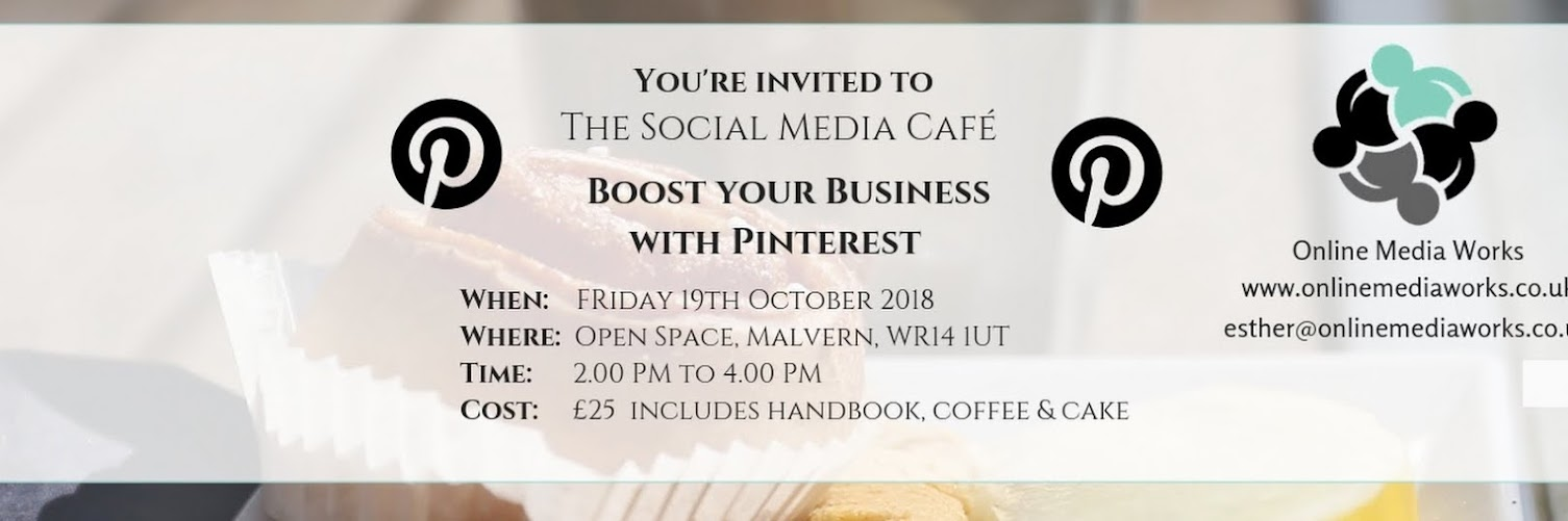Boost your Business with Pinterest