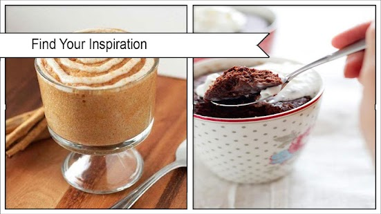 Adorable Mug Dessert Recipes - náhled