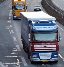 Photo: Schavemaker NL   -----> just take a look and enjoy www.truck-pics.eu