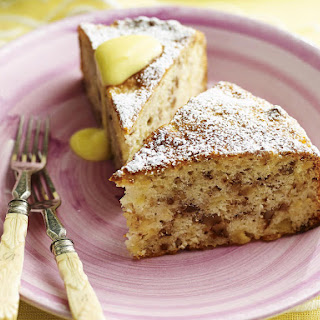 Pineapple and Walnut Cake