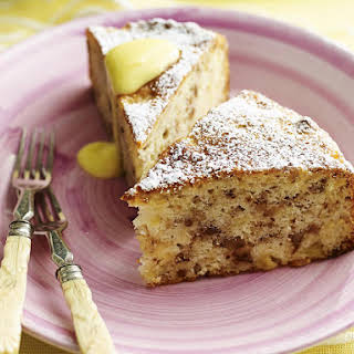 Pineapple and Walnut Cake.